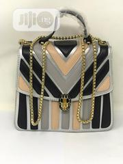 Stripe Bag With Snake Buckle   Bags for sale in Oyo State, Ibadan