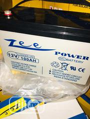 100AH 12v Zee Power Battery Available With 1yr Warranty   Solar Energy for sale in Lagos State, Lekki Phase 1