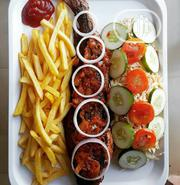 Fish Barbeque And Chips. | Meals & Drinks for sale in Lagos State, Lekki Phase 2