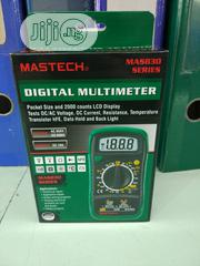 Mastech Mas830l Multimeter | Measuring & Layout Tools for sale in Lagos State, Amuwo-Odofin