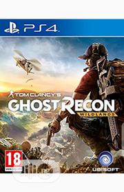 PS4 Ghost Recon Wildland | Video Games for sale in Lagos State, Ikeja