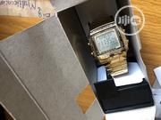 Casio Men's Gold Tone Data Bank Watch DB360G-9A | Watches for sale in Ogun State, Ado-Odo/Ota