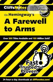 Hemingway's A Farewell To Arms By Adam Sexton | Books & Games for sale in Lagos State, Agege