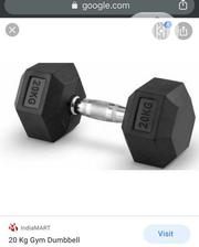 20kg Hex Dumbell | Sports Equipment for sale in Lagos State, Surulere