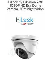 Hilook By Hikvision 2MP 1080P HD Exir Dome Camera, 20m Night Vision | Security & Surveillance for sale in Lagos State, Ikeja