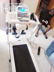American Fitness 2.5hp Treadmill With Massager   Sports Equipment for sale in Lagos State, Surulere