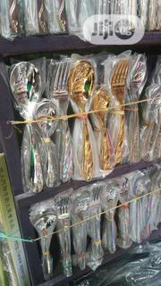 12pcs Eating Spoon   Kitchen & Dining for sale in Lagos State, Lagos Island