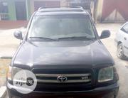 Toyota Sequoia 2003 Black | Cars for sale in Rivers State, Port-Harcourt