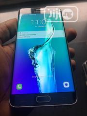Samsung Galaxy S6 Edge Plus 32 GB Black | Mobile Phones for sale in Lagos State, Isolo