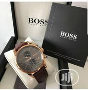 Authentic Hugo Boss Chronograph Wristwatch | Watches for sale in Lagos State, Lagos Island