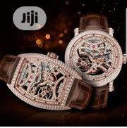 Frank Muller Ice Box Skeletal Dial Wristwatch   Watches for sale in Lagos State, Lagos Island