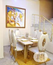 Gold Royal Dining Table | Furniture for sale in Lagos State, Victoria Island