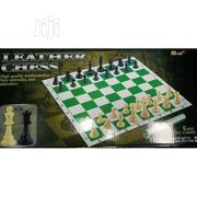 Tournament Leather Chess   Books & Games for sale in Lagos State, Yaba