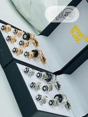 Cufflinks With Buttons | Clothing Accessories for sale in Lagos State, Agege