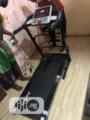 2HP Treadmill Machine With Massager | Sports Equipment for sale in Lagos State, Surulere