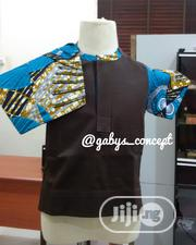 Ankara Inspired Shirt and Short | Children's Clothing for sale in Rivers State, Obio-Akpor