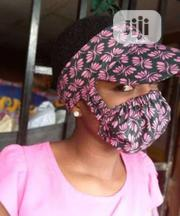 Face Cap With Nose Mask (Plain And Ankara Material Available ) | Clothing Accessories for sale in Lagos State, Lagos Island