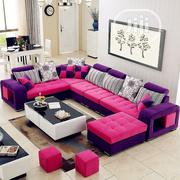 Extrinsic U Shape Sofas Center Table | Furniture for sale in Lagos State, Lekki Phase 1