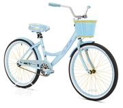 "Kent 24"" La Jolla Girls Cruiser Bike, Light Blue 