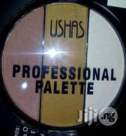 Ushas Contour/Highlight And Bronzer Kit | Makeup for sale in Lagos State
