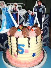 Frozen Children Birthday Cake   Party, Catering & Event Services for sale in Lagos State, Lagos Island