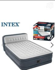 Intex Headboard Airbed | Furniture for sale in Lagos State, Epe