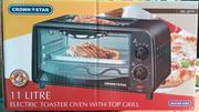 Electric Toaster Oven With Top Grill | Kitchen Appliances for sale in Lagos State, Ikeja