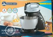 Hand Mixer With Rotating Bowl | Kitchen & Dining for sale in Lagos State, Ikeja