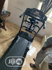 2.5hp Treadmill With Massager And Dumbell | Sports Equipment for sale in Kwara State, Oyun