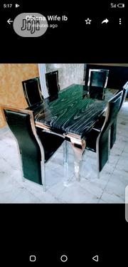Quality Marble Dining 6 Seaters | Furniture for sale in Lagos State, Ojo