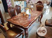 High Quality Royal Dining Table Set by 6seater | Furniture for sale in Lagos State, Ojo