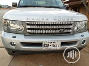 Land Rover Range Rover Sport 4.2 V8 SC 2008 Silver | Cars for sale in Rivers State, Port-Harcourt