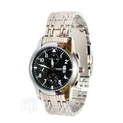 Unisex Silver Watch   Watches for sale in Lagos State, Isolo