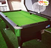 Durable Snooker Board Table With Accessories | Sports Equipment for sale in Lagos State, Lekki Phase 2
