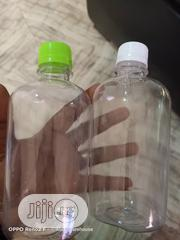 Pet Bottles And Caps For Smoothies Bottle Water Kunu Zobo And Juices | Kitchen & Dining for sale in Lagos State, Ikeja