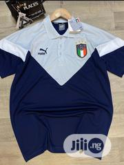 Italy Official Men's Polo Shirt | Clothing for sale in Lagos State, Surulere