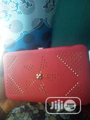 Red Portable Hand Purse | Bags for sale in Edo State, Benin City
