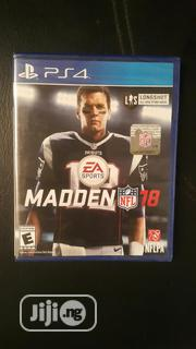 PS 4 Madden NFL | Video Games for sale in Lagos State, Alimosho