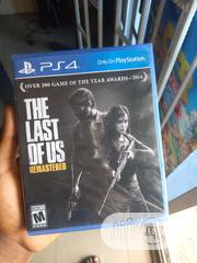 The Last of Us Remastered | Video Games for sale in Lagos State, Ikeja