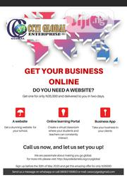 Website Design | Computer & IT Services for sale in Ogun State, Ado-Odo/Ota