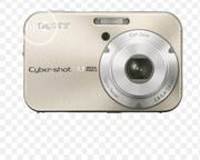 Sony Digital Camera 12megapixs With Video | Photo & Video Cameras for sale in Lagos State, Ikeja