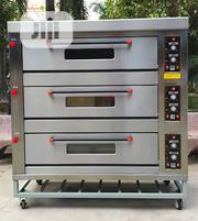 6 Trays Industrial Gas Baking Oven | Industrial Ovens for sale in Lagos State, Ojo