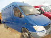 Extremely Neat Foreign Used Mercedes Benz Sprinter Container Bus   Buses & Microbuses for sale in Abuja (FCT) State, Gudu