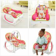 Fisher-price Infant-to-toddler Rocker, Floral Confetti | Children's Gear & Safety for sale in Lagos State, Agboyi/Ketu