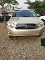 Toyota Highlander 2009 Limited 4x4 Gold   Cars for sale in Abuja (FCT) State, Gwarinpa