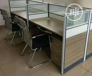 New Imported 4 Seater Workstation. | Furniture for sale in Lagos State, Ikoyi