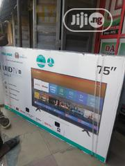 "Hisense 75"" Netflix Smart Television With 2yrs Warranty. 