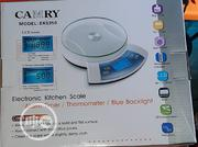 5kg Camry Digital Kitchen Table Scale | Kitchen Appliances for sale in Lagos State, Lagos Island