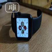 W34 Smartwatch-black And White | Smart Watches & Trackers for sale in Lagos State, Ikeja