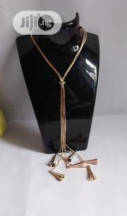 Two Tone Shirt Chain | Jewelry for sale in Lagos State, Agboyi/Ketu
